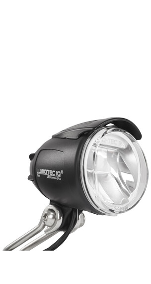 Busch + Müller Lumotec IQ Cyo 12/42V-DC LED-Scheinwerfer schwarz